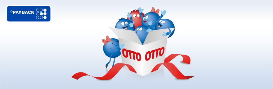 OTTO ist Payback Partner