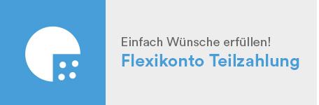 Flexikonto-Teilzahlung