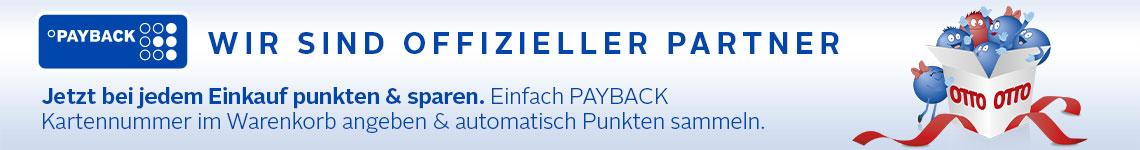 OTTO offizieller Payback Partner