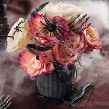 Halloween-bouquet
