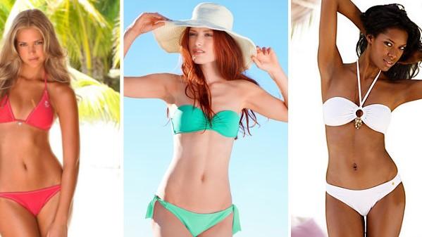 Bikini für kräftige frauen
