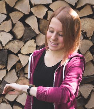 Bloggerin Mara