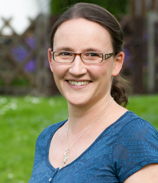Bloggerin Miriam