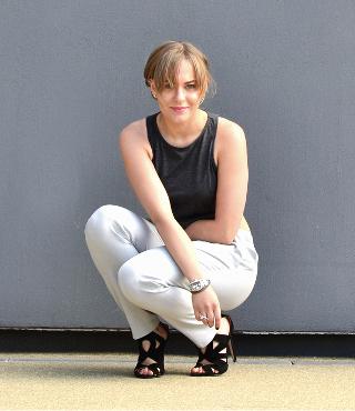 Bloggerin Marta