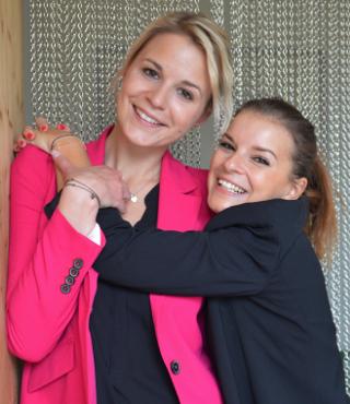 Bloggerinnen Trixi und Lisa