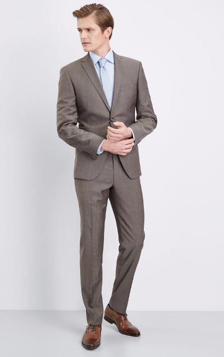 Vintage Anzug Richtig Tragen Style Guide Ottoinsite