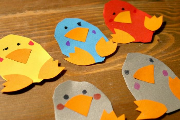 Weihnachtsbasteln Mit Kleinkindern Vorlagen.Basteln Mit Kindern 10 Kreative Ideen Für Ostern Ottoinsite