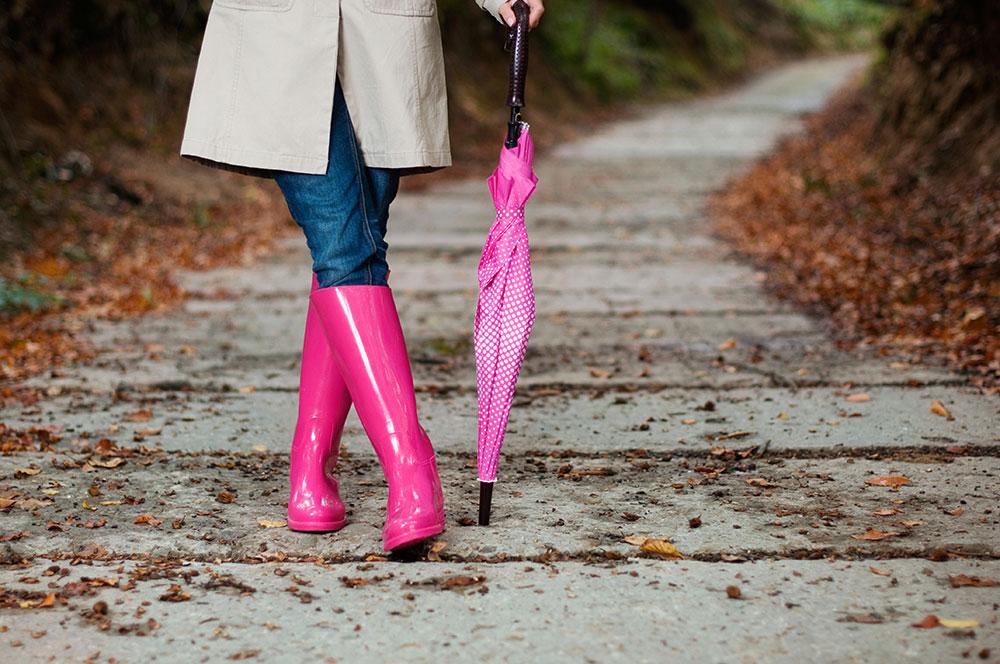 sports shoes 918de 2e279 Gummistiefel tragen - So werden sie kombiniert!   OTTOinSITE