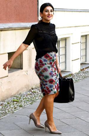 Sophiko über Business- und After Work Outfit 2
