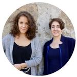 Natascha und Katharina von SJMB