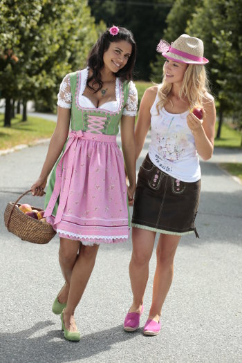 O Zapft Is Trends Fur Das Oktoberfest Outfit Ottoinsite