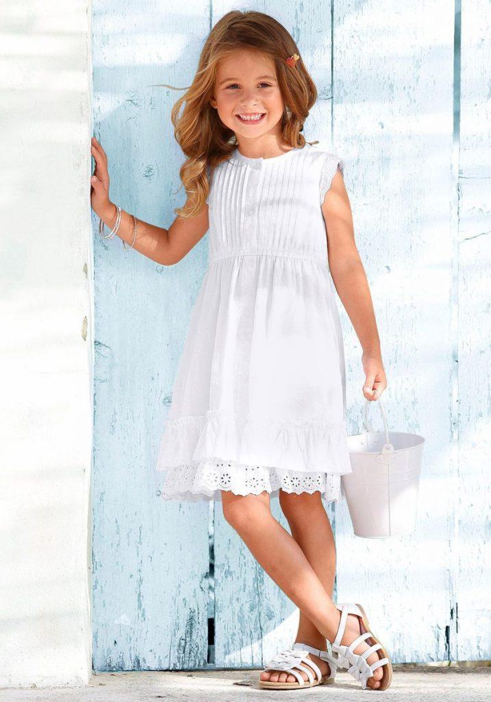 Blumenmädchen Kleid | Mädchenkleider für die Hochzeit | OTTOinSITE