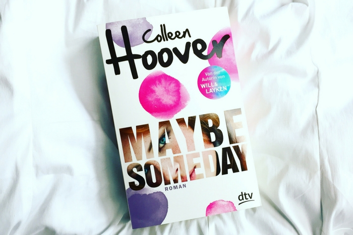 Buch Maybe Someday
