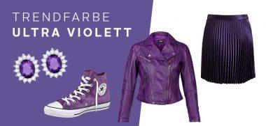 Ultra Violet Trendfarbe Teaserbild