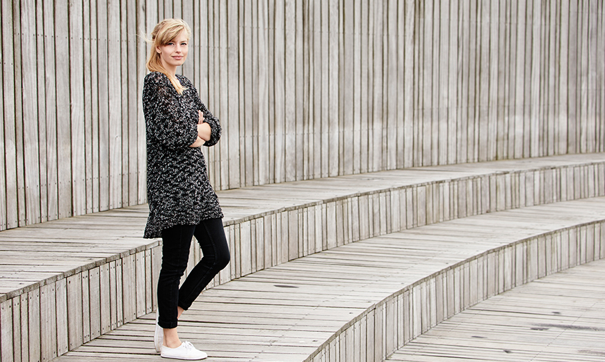 61730c7f98 Dress over Pants: So stylst du diesen Fashion-Trend | OTTOinSITE