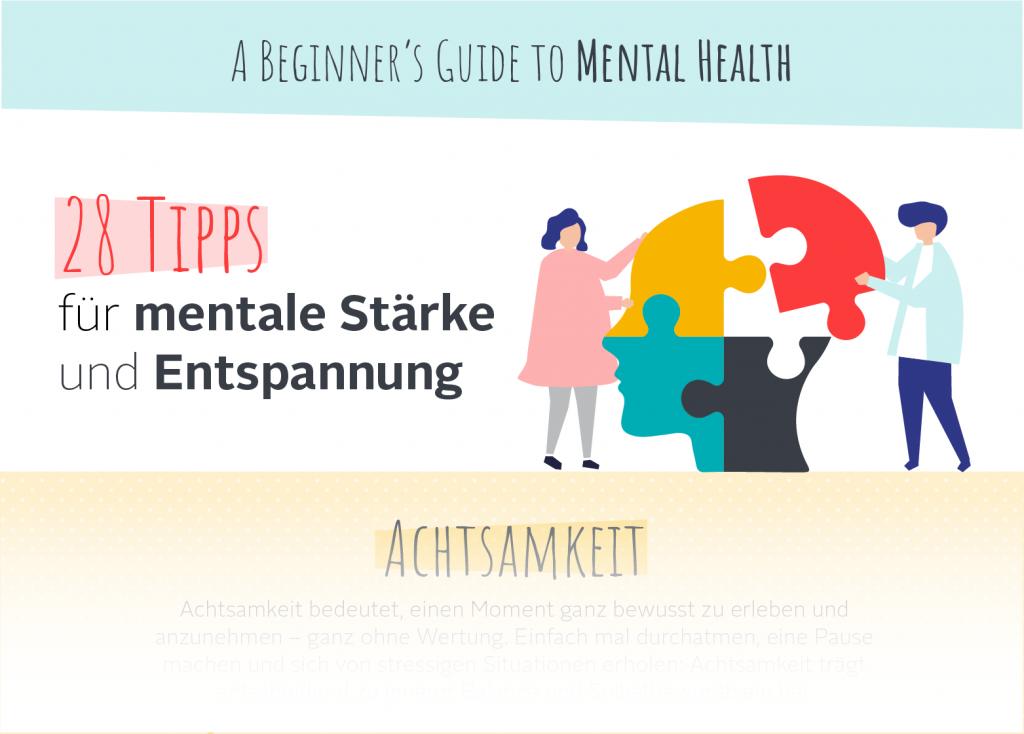 Mental Health Infografik einbetten