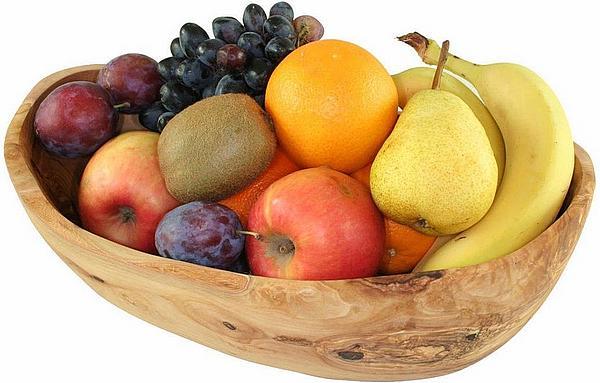 Gesund durch den Winter: Schale mit Obst