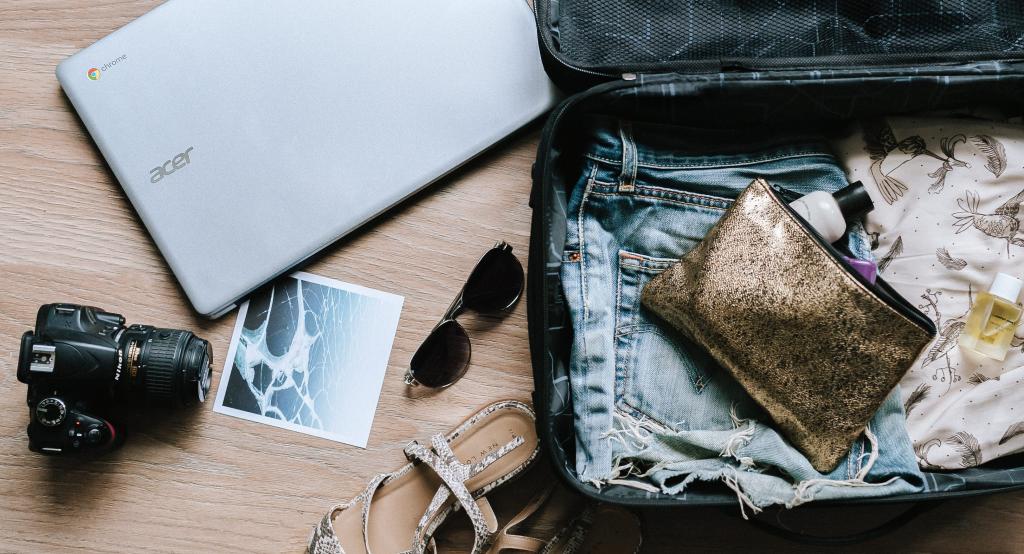 Handgepäck Koffer packen leicht gemacht