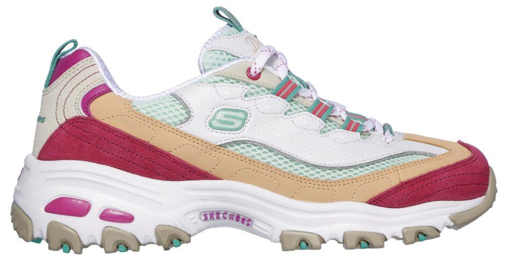 Ugly Sneaker in bunten Farben