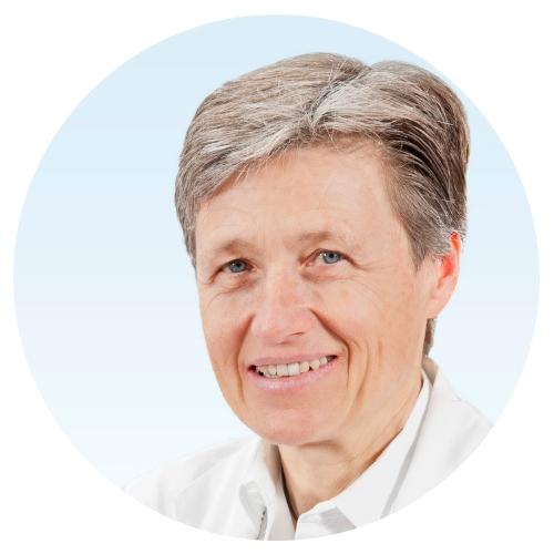 Andrea Podolsky, Sportmedizinerin an der UK Krems