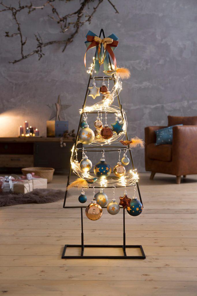Weihnachtstrends: Lichterkette