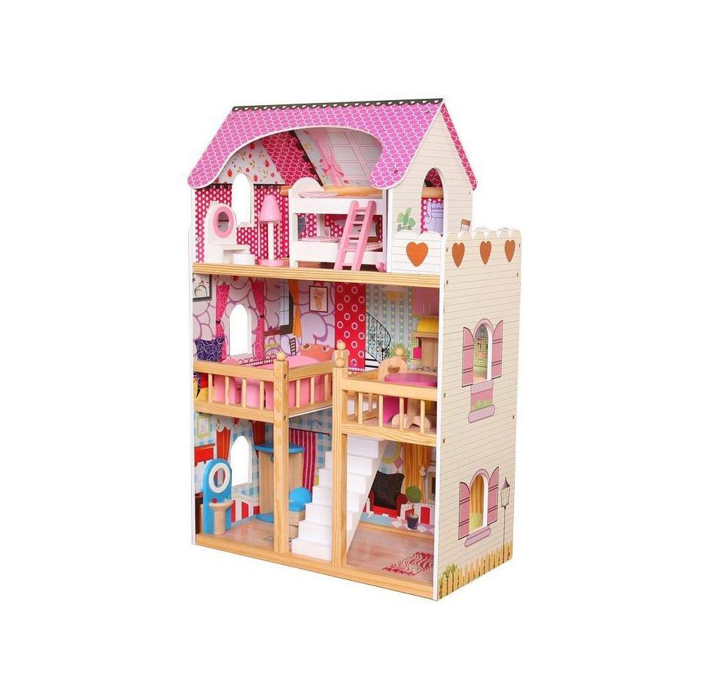 Persönliche Weihnachtsgeschenke: Puppenhaus