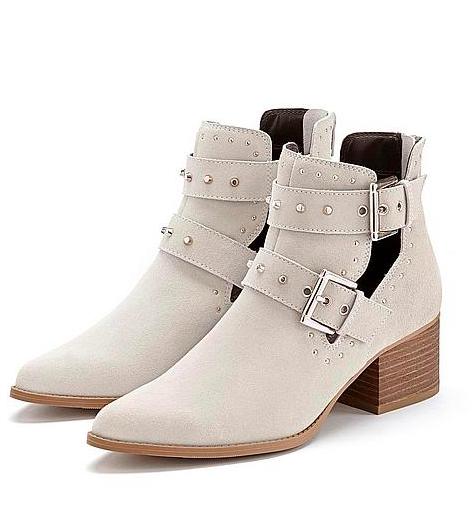 Lascana Cut-out-Boots
