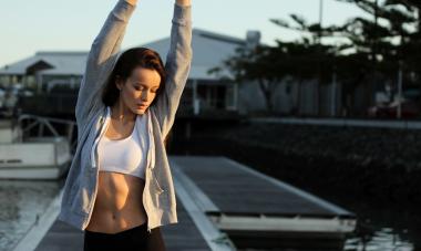 Fitness-Achtsamkeit