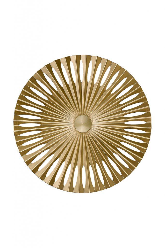 Wohnstil Art Déco: Details in Gold