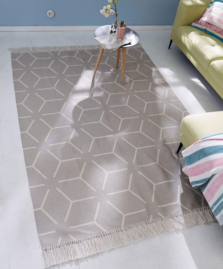 Wohnstil Art Déco: Teppich