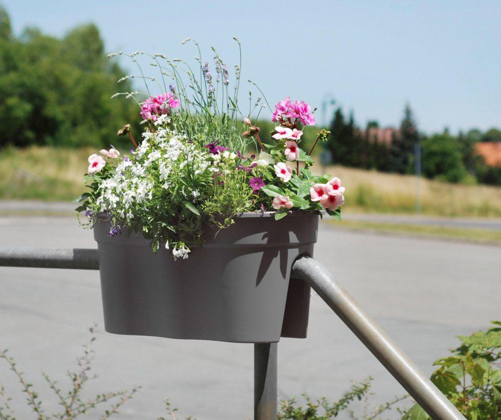 Garten-Trends: Blumenkasten