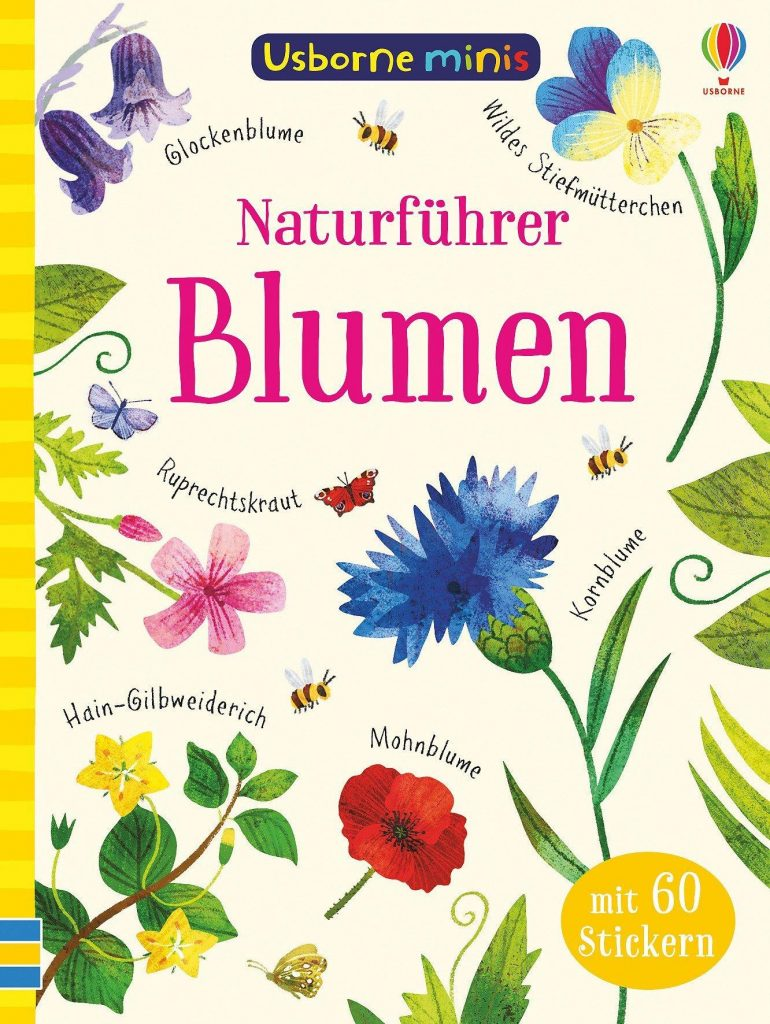 Garten-Trends: Buch bienenfreundlichen Blumen